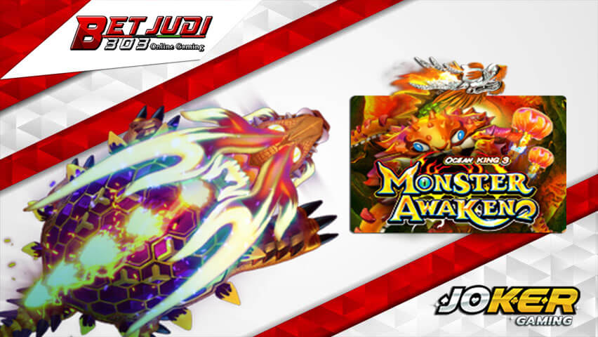 Tembak Ikan Online Fish Hunter Monster Awaken Joker123
